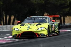 #98 Aston Martin Racing Aston Martin Vantage AMR: Paul Dalla Lana, Mathias Lauda, Ross Gunn