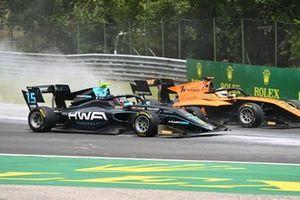 Джейк Хьюз, HWA Racelab и София Флерш, Campos Racing