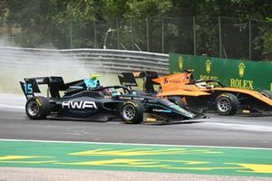 Jake Hughes, HWA Racelab y Sophia Floersch, Campos Racing