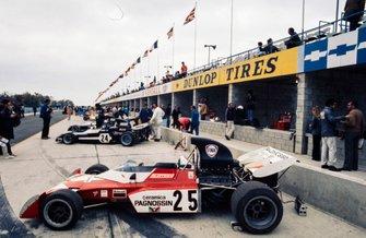 Andrea de Adamich and John Surtees, Surtees TS9B and Rob Walker