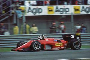 Стефан Йоханссон, Ferrari 156/85