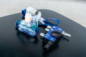 UCL Ventura CPAP machine