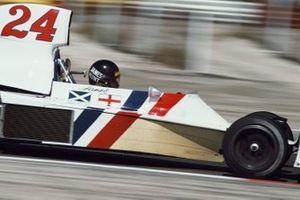 James Hunt, Hesketh Ford 308