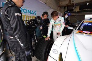 Hiroki Yoshimoto, #60 SYNTIUM LMcorsa RC F GT3