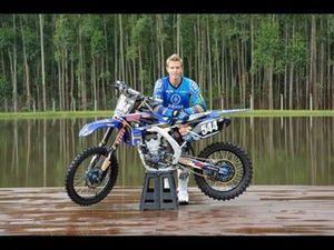 Marçal Muller no motocross