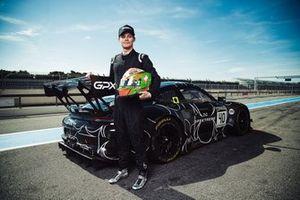 Louis Deletraz, Porsche 911 GT3-R, GPX Racing