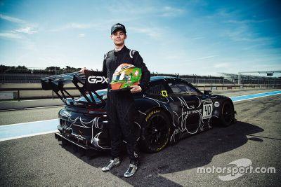 Louis Deletraz GPX Racing announcement