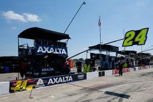 Boxenplatz: William Byron, Hendrick Motorsports