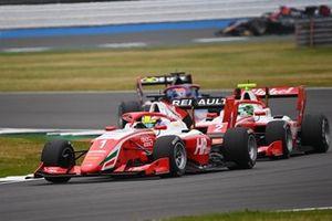 Oscar Piastri, Prema Racing, y Frederik Vesti, Prema Racing