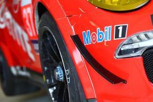 Flap na Porsche Cup