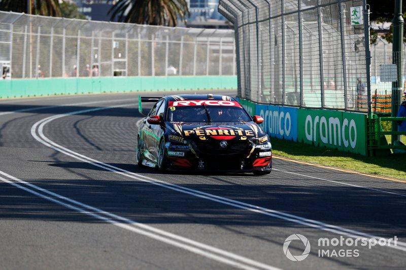Дэвид Рейнольдс, Erebus Motorsport Holden