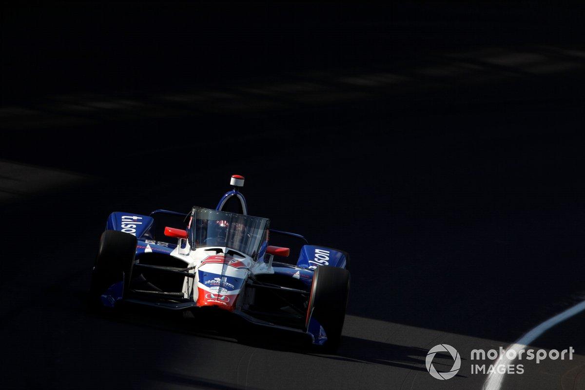 27º James Davison, Dale Coyne Racing w/ Rick Ware Racing, Byrd & Belardi – Honda