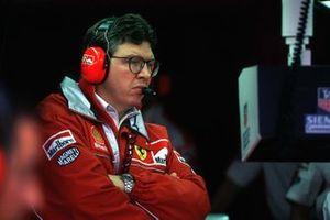 Ross Brawn, Ferrari