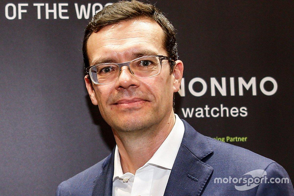 Oliver Ciesla, WRC Managing Director