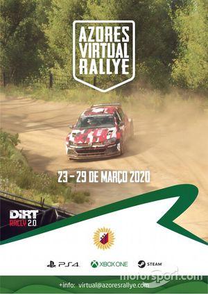 Virtual Rallye Azores