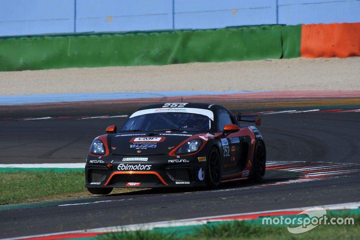 Alessandro Marchetti, Carlo Mantori, Nova Race Events, MERCEDES AMG GT3
