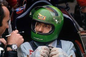 Henri Pescarolo, March 721 Ford, con Frank Williams