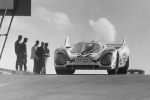 Helmut Marko, Gijs van Lennep, Porsche 917k