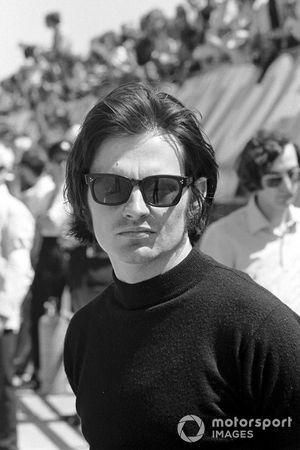 Tony Southgate, BRM designer, GP di Gran Bretagna del 1971