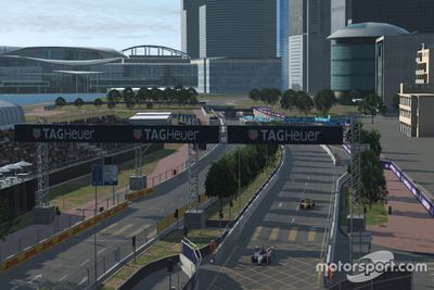 Formula E: Race at Home Challenge - Ronde 1