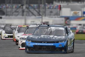 Ryan Sieg, RSS Racing, Chevrolet Camaro CMRRoofing.com, Harrison Burton, Joe Gibbs Racing, Toyota Supra Dex Imaging