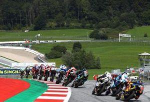 Jaume Masia, Leopard Racing in testa al gruppo