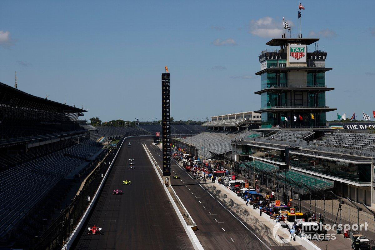 Marcus Ericsson, Chip Ganassi Racing Honda, Jack Harvey, Meyer Shank Racing Honda