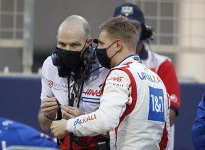 Mick Schumacher, Haas F1, sulla griglia