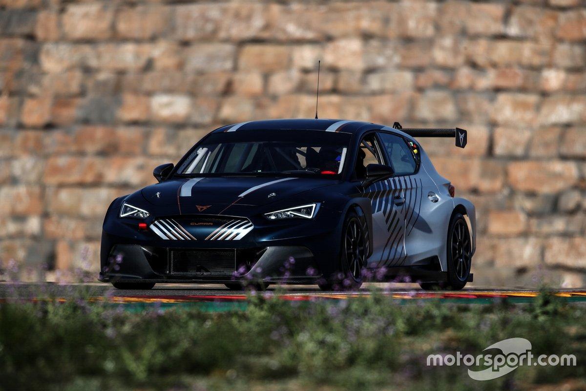 Jordi Gené, Cupra Racing, Cupra e-Racer