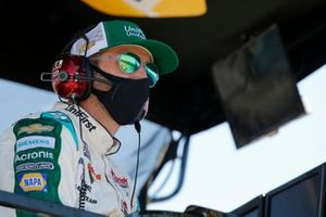 Alan Gustafson, crew chief Chase Elliott, Hendrick Motorsports, Chevrolet Camaro UniFirst