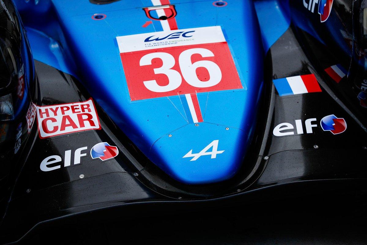 Detail Alpine A480 LMP1