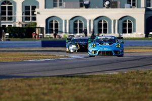 #16 Wright Motorsports Porsche 911 GT3R, GTD: Patrick Long, Trent Hindman, Jan Heylen