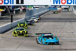 #16 Wright Motorsports Porsche 911 GT3 R, GTD: Patrick Long, Trent Hindman, Jan Heylen