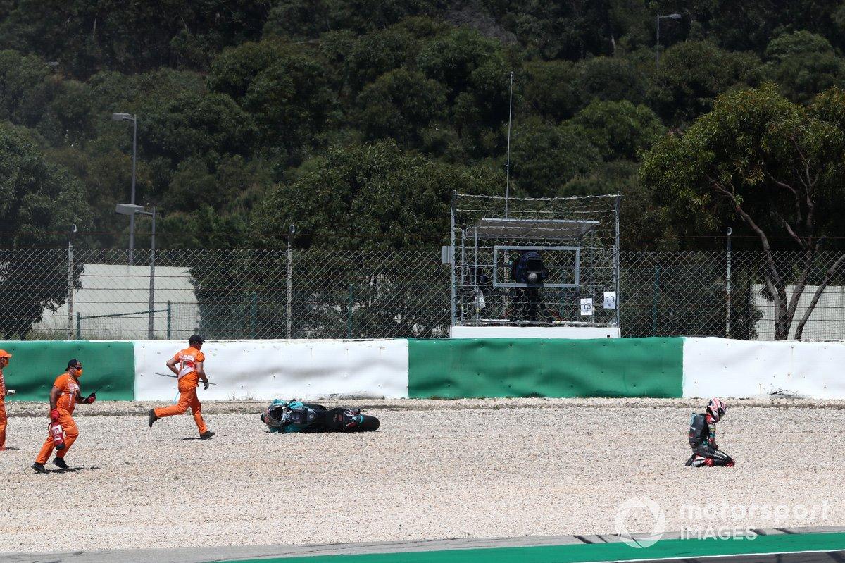 Jake Dixon, Petronas Sprinta Racing crash