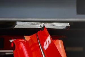 Ferrari bodywork detail