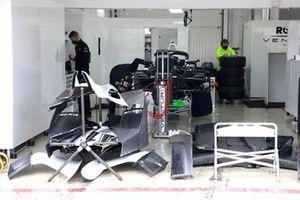 ROKiT Venturi Racing garaje