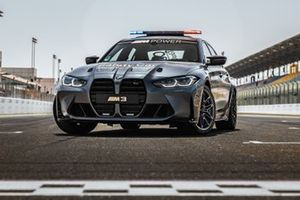 BMW M3 Competition Limousine Safety Car