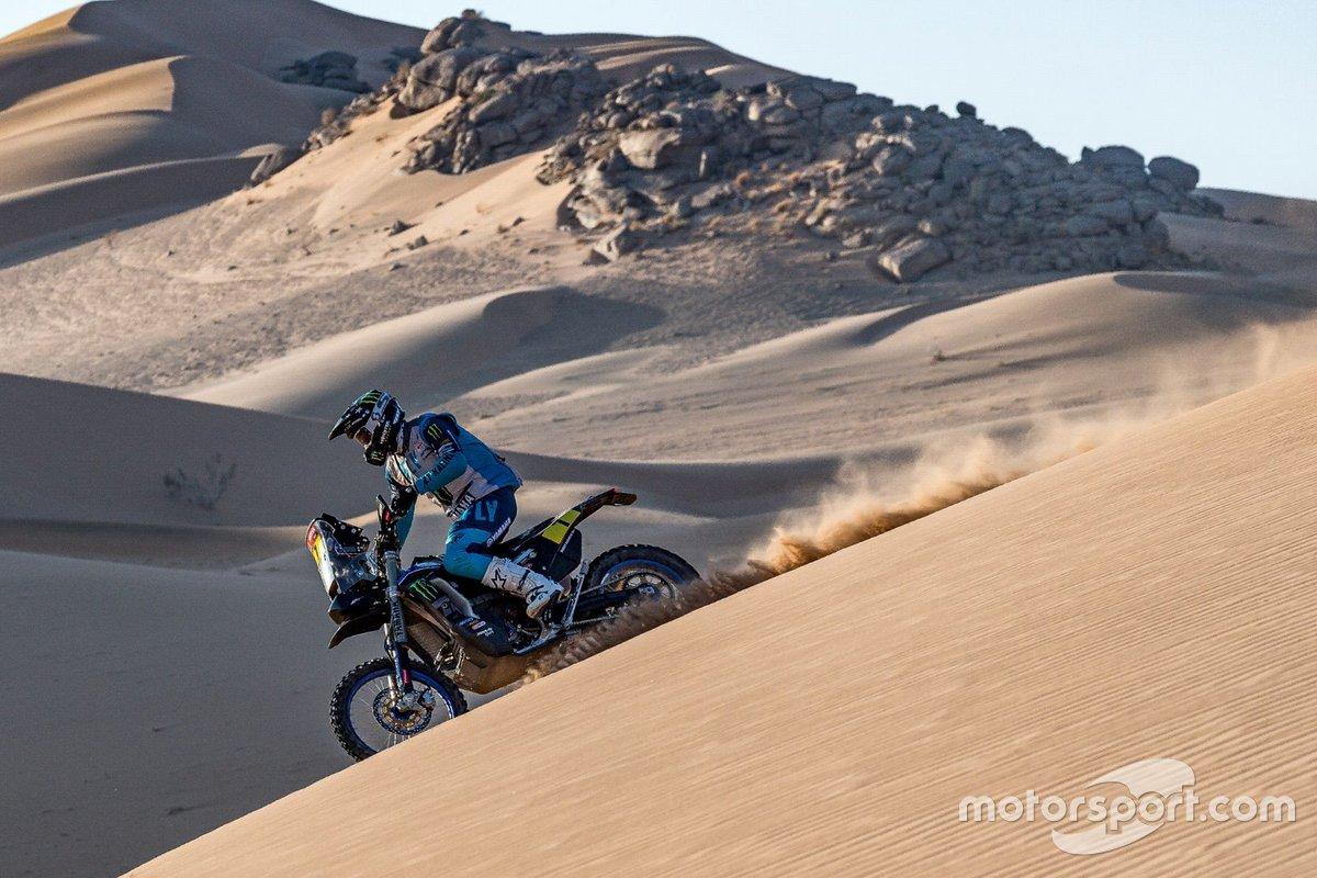 #7 Monster Energy Yamaha Rally Team: Andrew Short