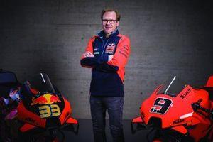 Wolfgang Felber, KTM Factory Racing