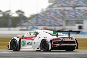 #42 NTE Sport Audi R8 LMS GT3, GTD: Alan Metni, Andrew Davis, J.R. Hildebrand, Don Yount