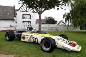 La Formule 3 GRD de Roger Williamson