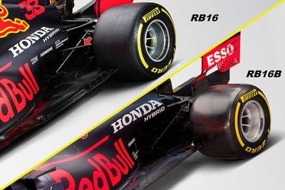 Presentación Red Bull RB16B