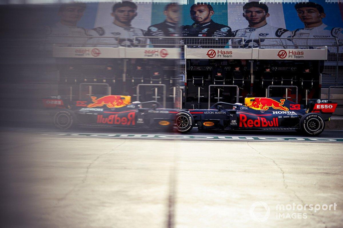 Max Verstappen, Red Bull Racing RB16