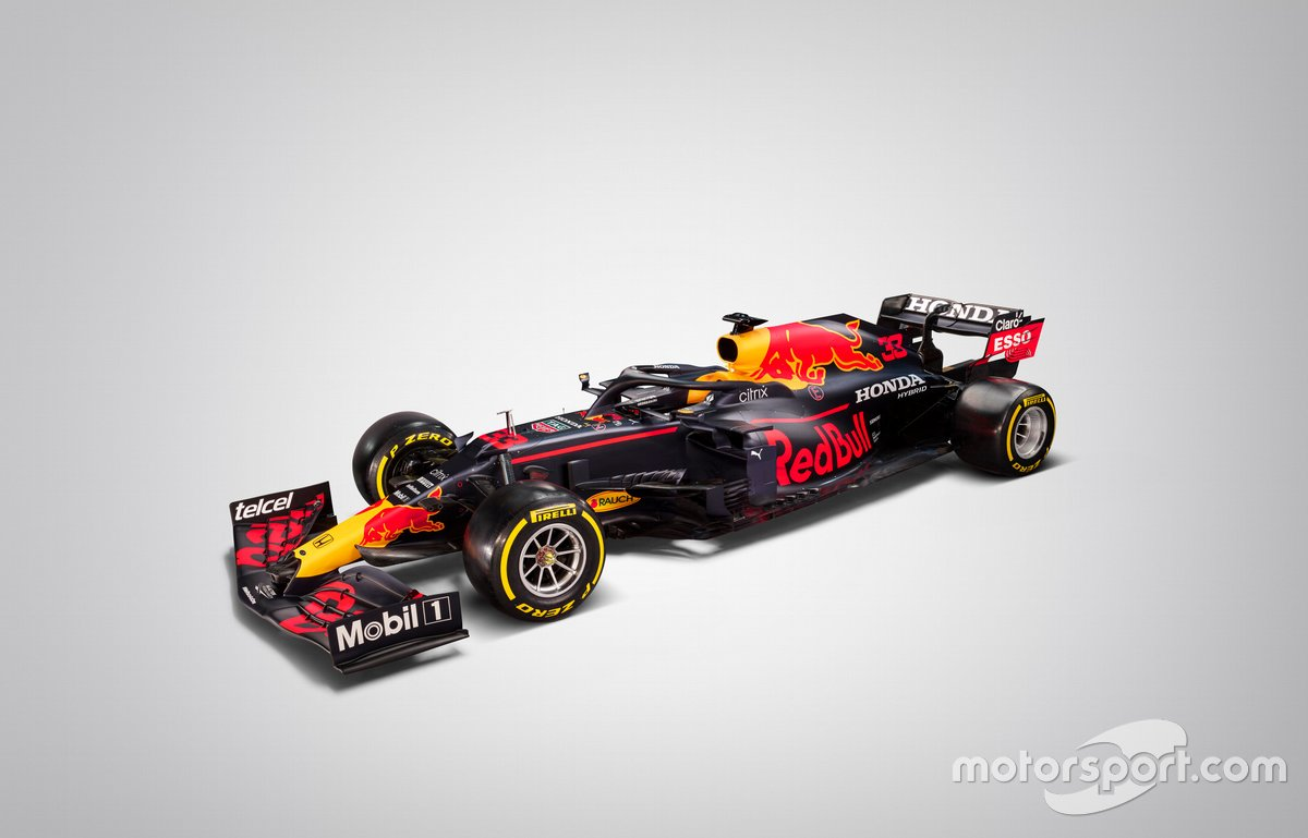 2021: Red-Bull-Honda RB16B