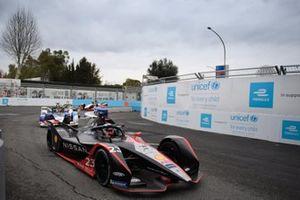Sebastien Buemi, Nissan e.Dams, Nissan IMO2, Maximilian Günther, BMW I Andretti Motorsports, BMW iFE.21