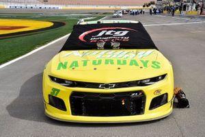 Ryan Preece, JTG Daugherty Racing, Chevrolet Camaro Natural Light Naturdays