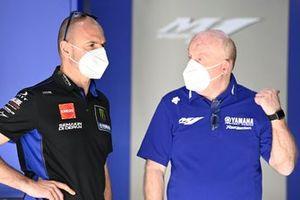 Massimo Meregalli, Silvano Galbusera, Yamaha Factory Racing