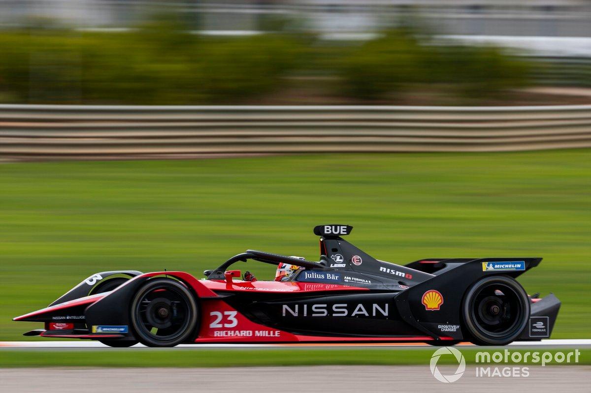#23 - Sebastien Buemi (Team: Nissan-e.dams, Antrieb: Nissan)