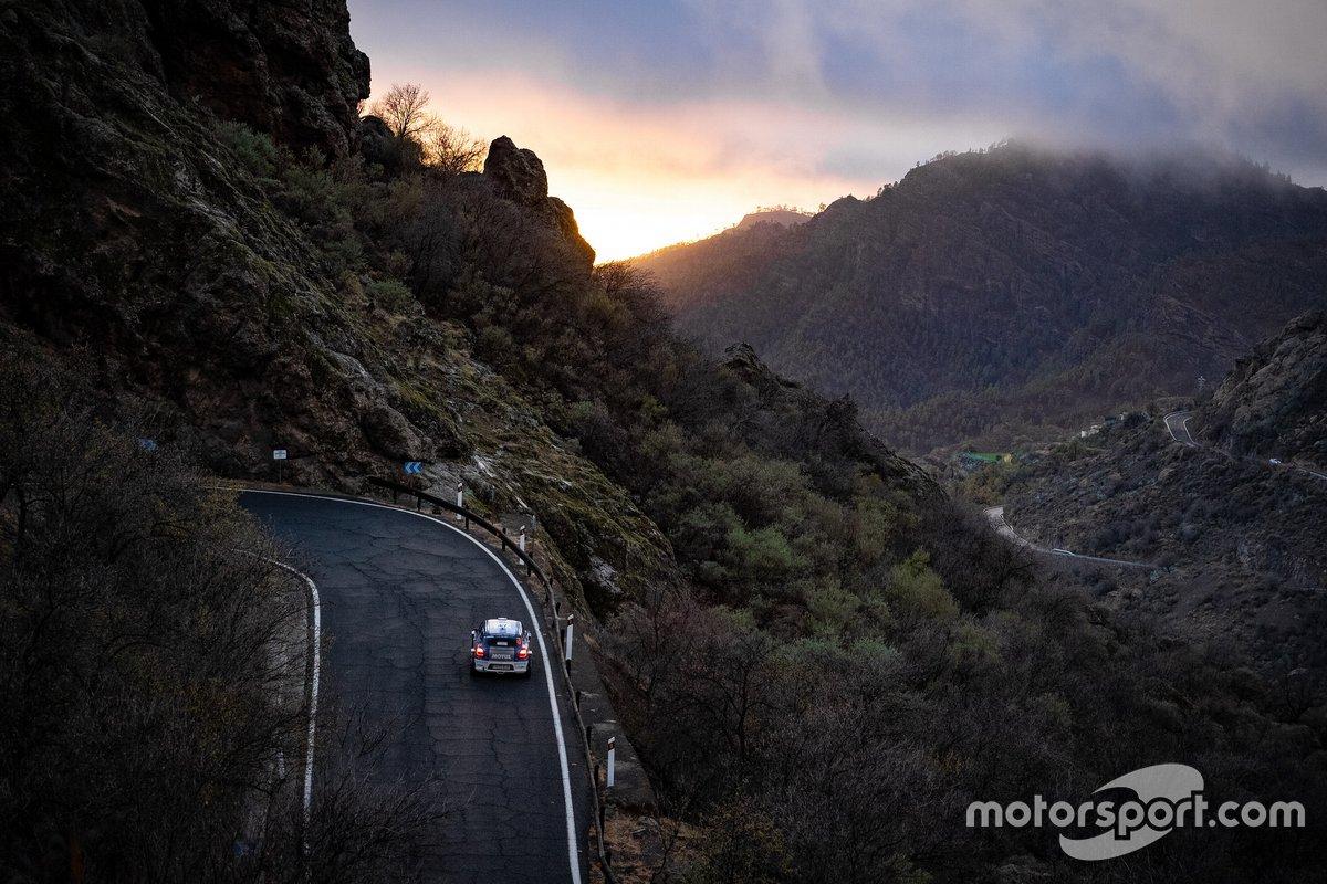 Ambiente del Rally Islas Canarias 2020