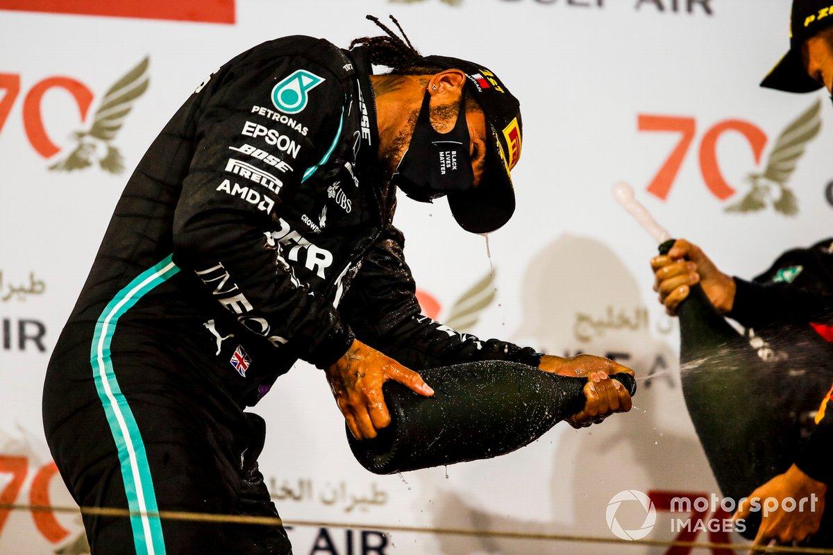 Die meisten Siege (Lewis Hamilton - 95)